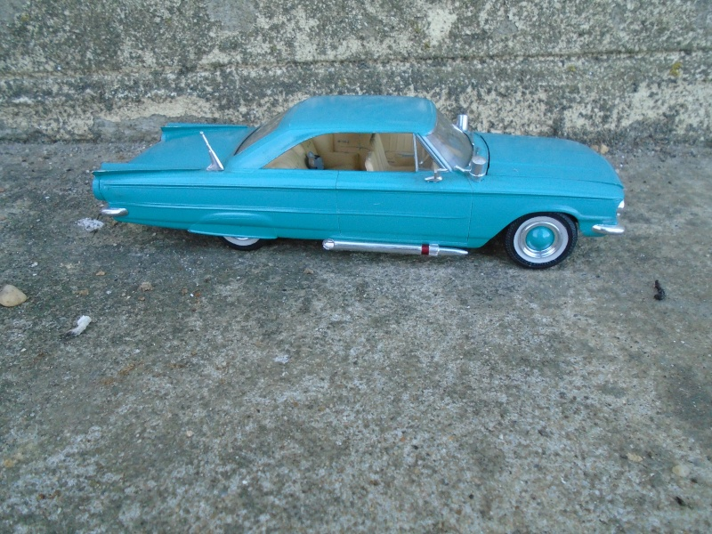 1963 Ford Galaxie - Customizing kit - 3 in 1 - Amt Dsc00264