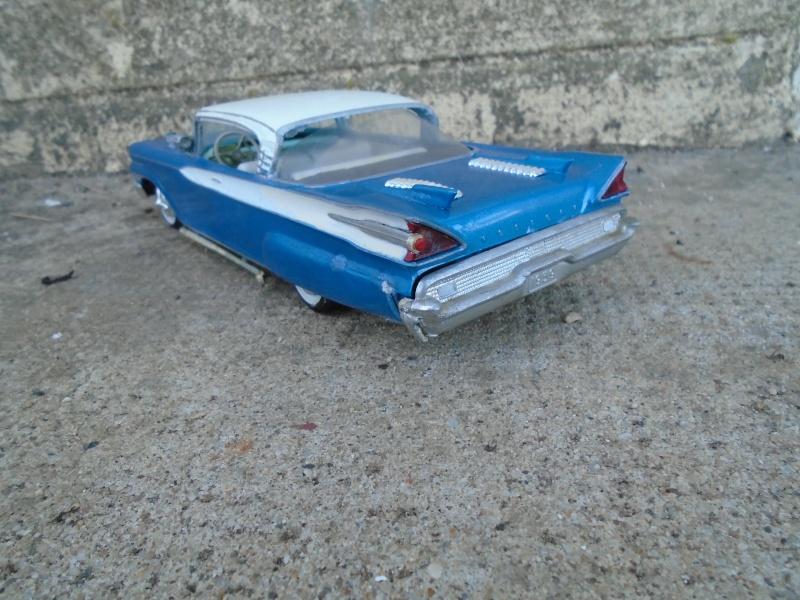 1959 Mercury coupe - Customizing kit - 1/24 scale Dsc00310