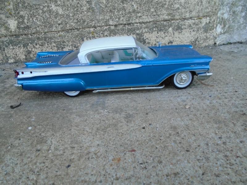 1959 Mercury coupe - Customizing kit - 1/24 scale Dsc00311