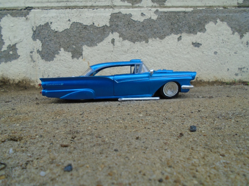 1957 Ford - Trophy series - 3 in 1 - 1/25 scale - Amt -  Dsc00327