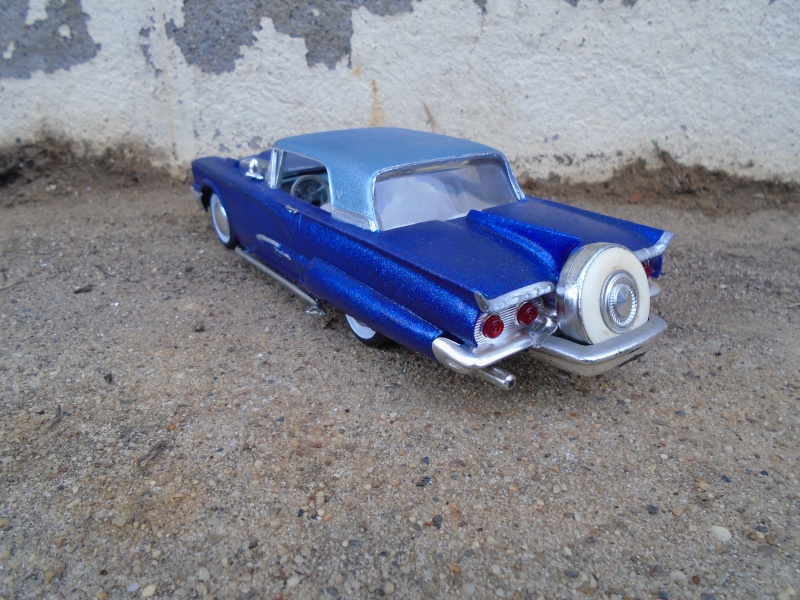 1959 Ford Thunderbird 1959 - Amt - customizing kit 3 in 1 - 1/25 scale Dsc00338