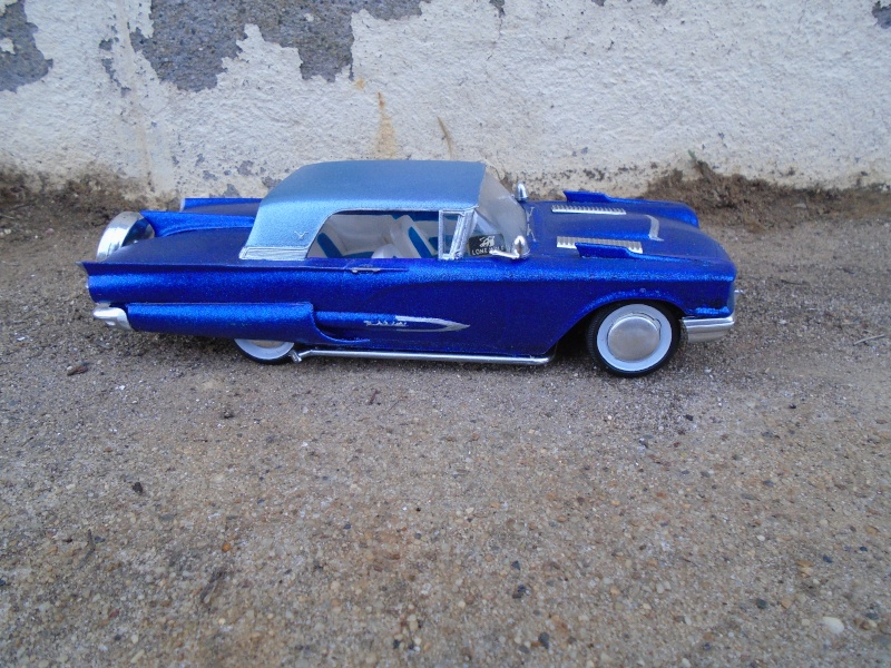 1959 Ford Thunderbird 1959 - Amt - customizing kit 3 in 1 - 1/25 scale Dsc00339