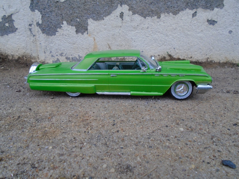 1962 Buick Electra coupe - customizing kit - Amt - 1/25 scale Dsc00354