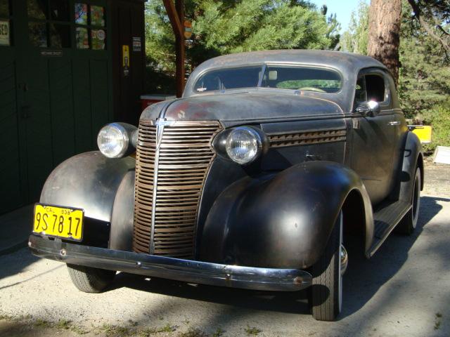 Chevrolet 1936 - 39 custom & mild custom Dsc02110