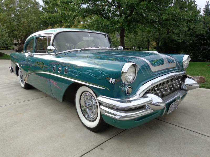 Buick 1955 - 57 custom & mild custom - Page 5 Dsc08214