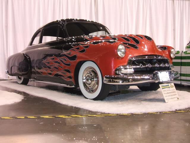 Chevy 1949 - 1952 customs & mild customs galerie - Page 21 Dscf3110