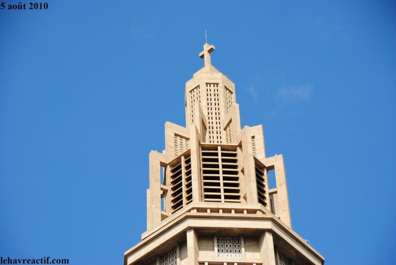 Le Havre - Ville 1950s Eglise11