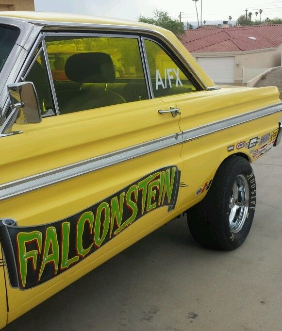1960's Ford & Mercury gasser - Page 2 Falcon21