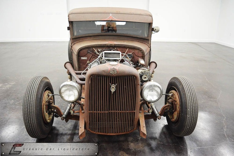 Rat Rods - Galerie - Page 5 Ford_111