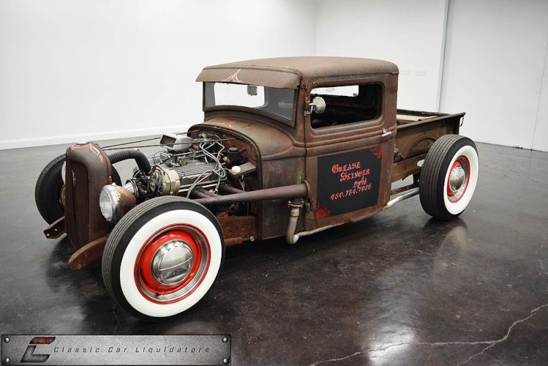Rat Rods - Galerie - Page 5 Ford_112