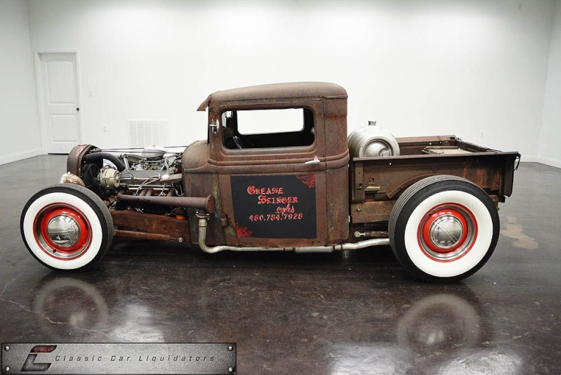 Rat Rods - Galerie - Page 5 Ford_113