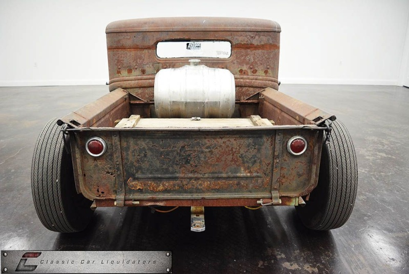 Rat Rods - Galerie - Page 5 Ford_115