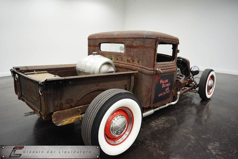 Rat Rods - Galerie - Page 5 Ford_116