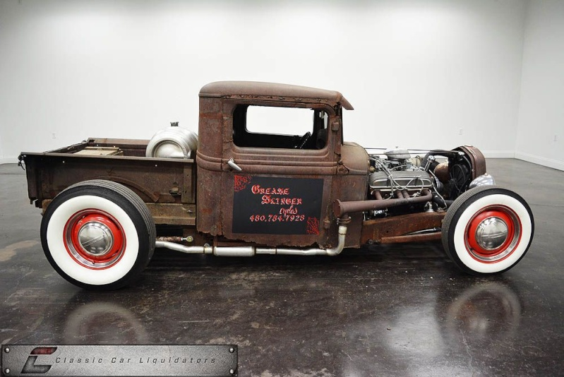 Rat Rods - Galerie - Page 5 Ford_117