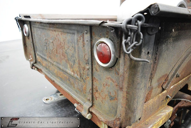 Rat Rods - Galerie - Page 5 Ford_121