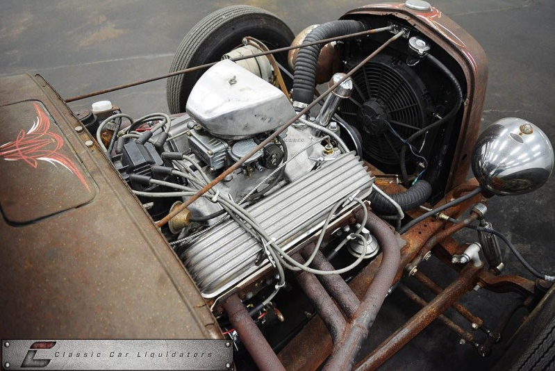 Rat Rods - Galerie - Page 5 Ford_122