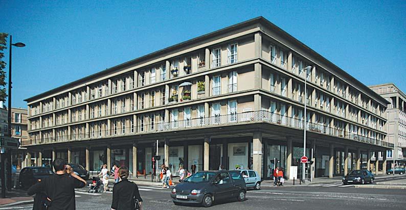 Le Havre - Ville 1950s Galeri10
