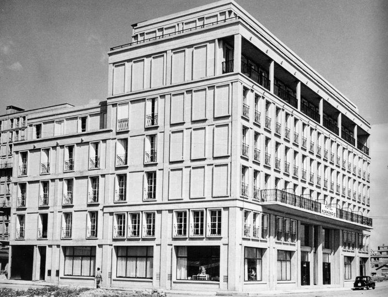 Le Havre - Ville 1950s Hytel_10
