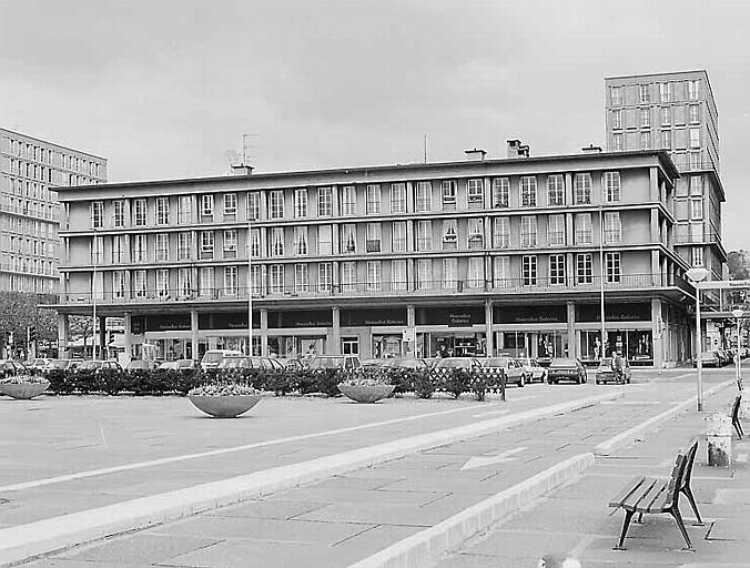 Le Havre - Ville 1950s Ivr23_10