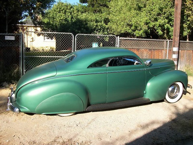 1940 Mercury - Kevan Sledge Kevan-11