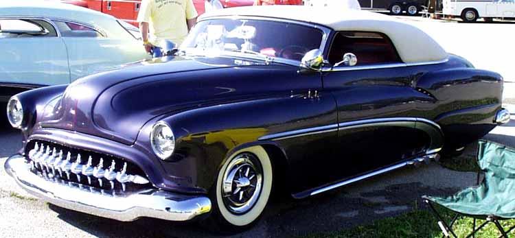 1951 Buick - Ray Bozarth - Plum Wild - Merle Berg Merc1910
