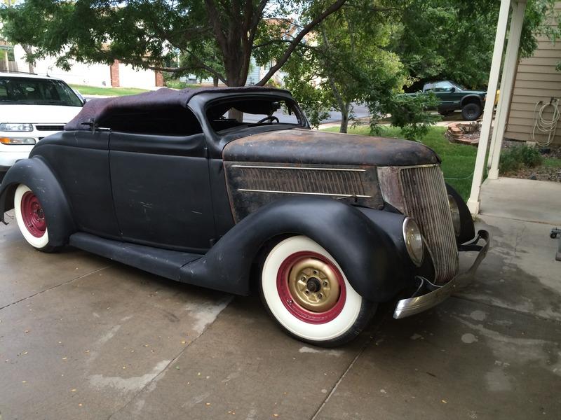 Ford 1935 - 38 custom & mild custom - Page 5 Mikesp20