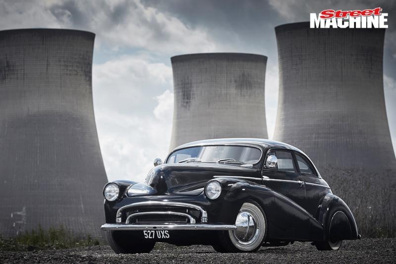 British classic car custom & mild custom - UK - GB - England Morris10