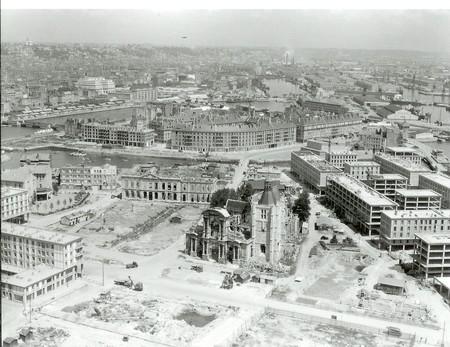 Le Havre - Ville 1950s Num_ri10