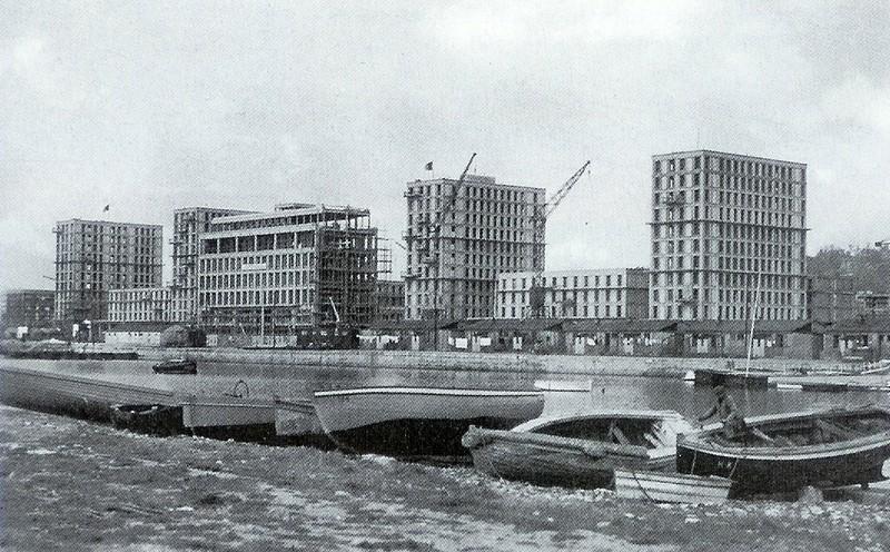 Le Havre - Ville 1950s Num_ri11