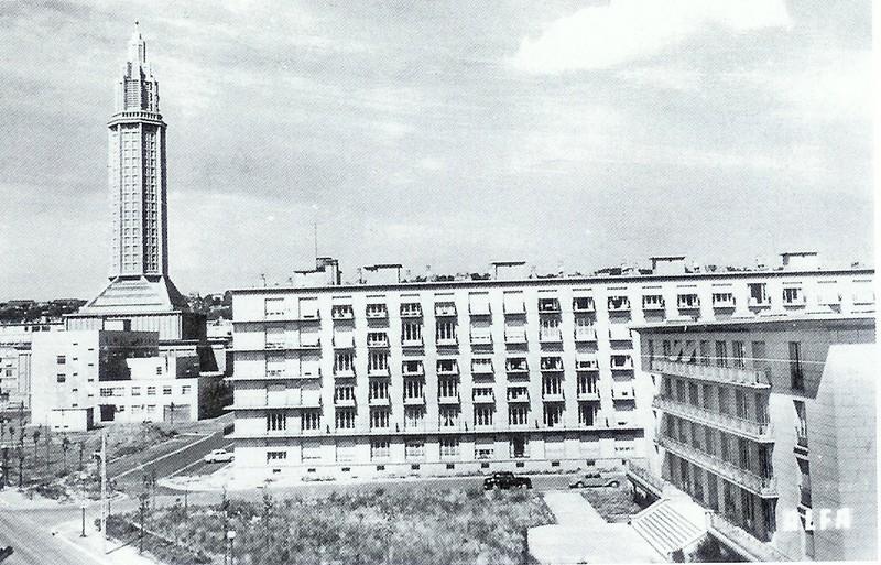 Le Havre - Ville 1950s Num_ri12