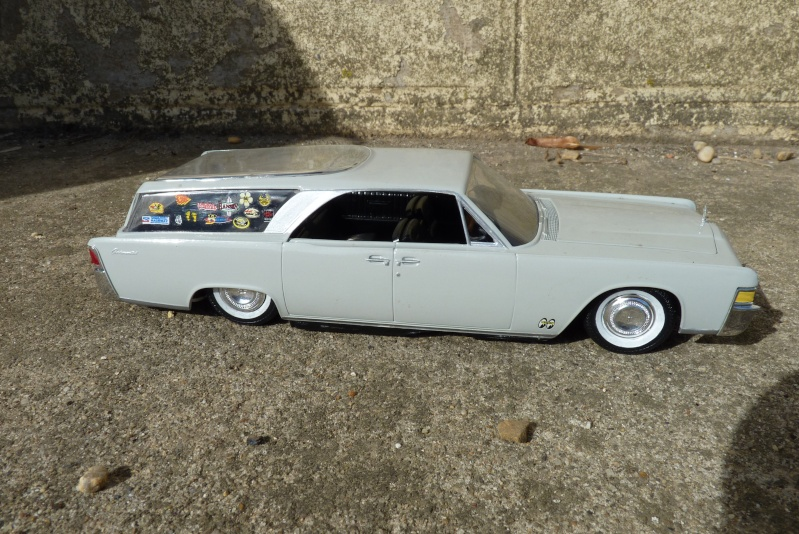 1965 Lincoln Continental - 3 in 1 - AMT - 1/25 P1060715