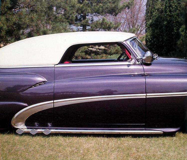 1951 Buick - Ray Bozarth - Plum Wild - Merle Berg P1300010