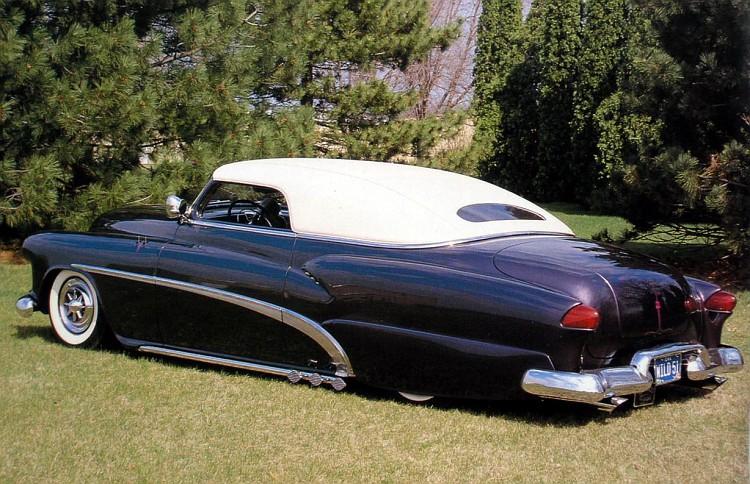 1951 Buick - Ray Bozarth - Plum Wild - Merle Berg P1300011