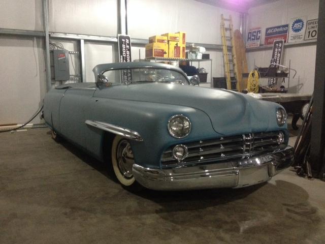 Lincoln 1949 - 1951 custom & mild custom Photo-10