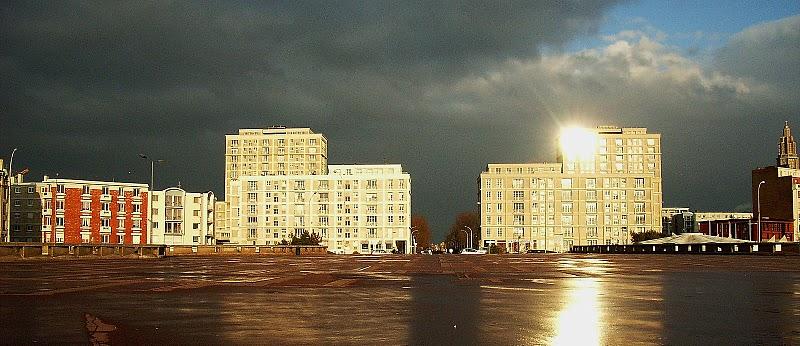 Le Havre - Ville 1950s Place-10