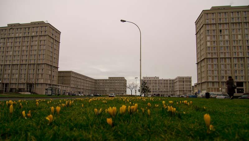 Le Havre - Ville 1950s Porte-10