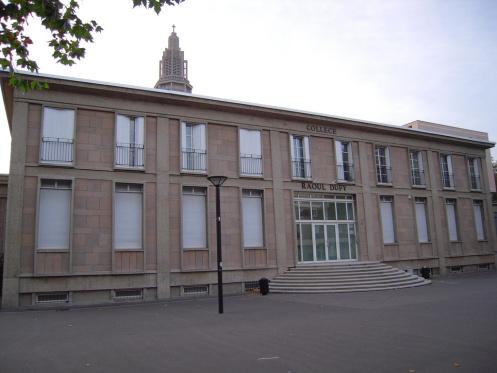 Le Havre - Ville 1950s Raoul-11