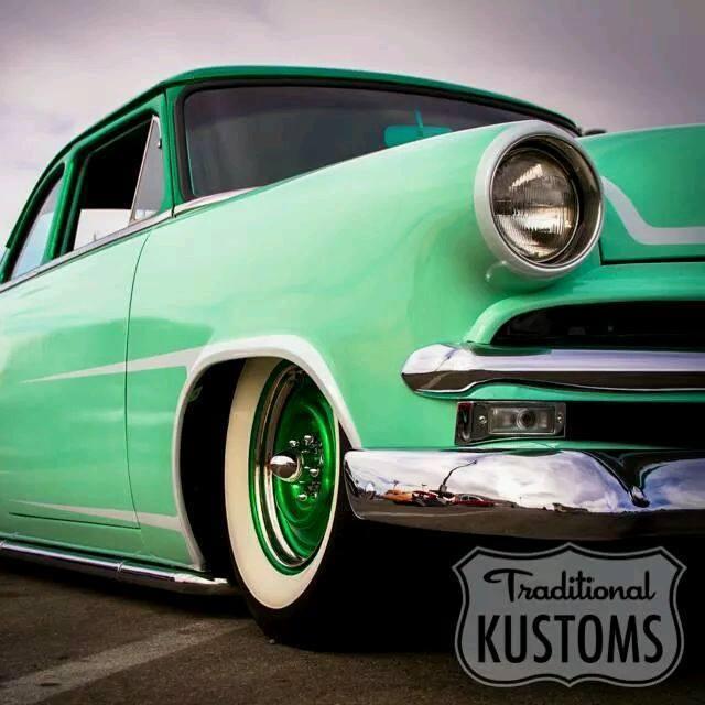 Ford 1952 - 1954 custom & mild custom - Page 9 S-l16014