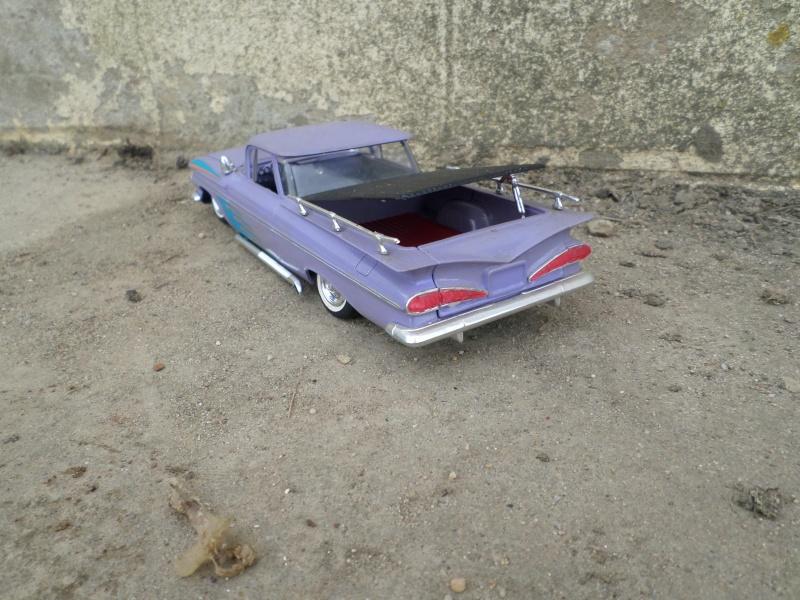 1959 Chevrolet El Camino - Customizing kit - Trophie series - 1/25 scale Sam_2619