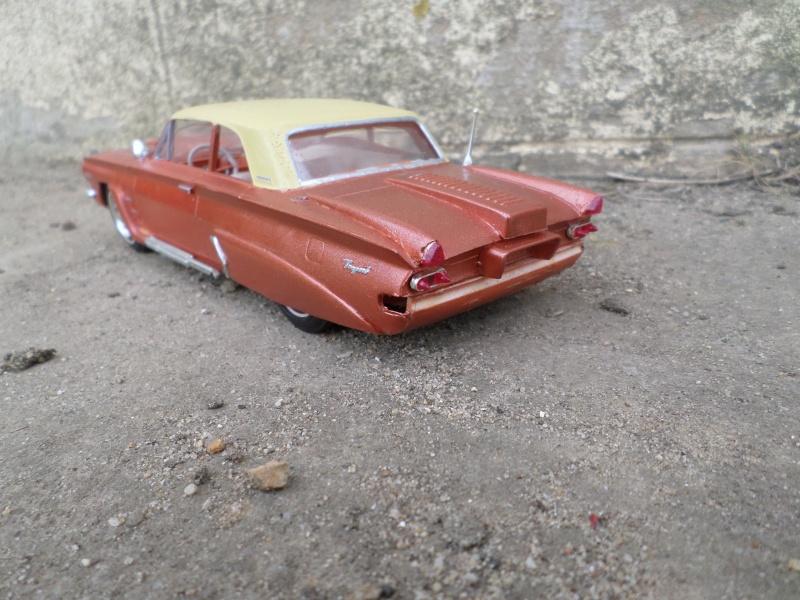 1962 Pontiac Tempest - Customizing kit - Amt Sam_2628