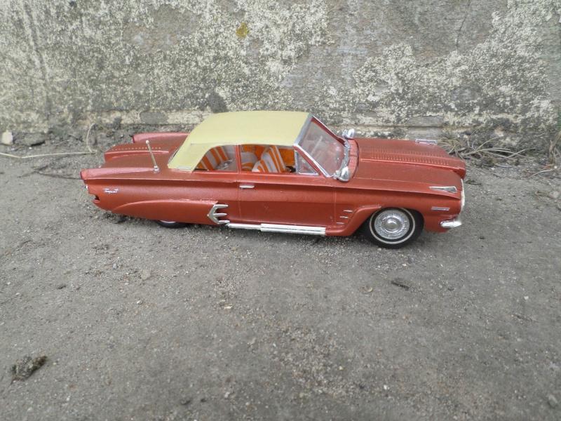 1962 Pontiac Tempest - Customizing kit - Amt Sam_2629