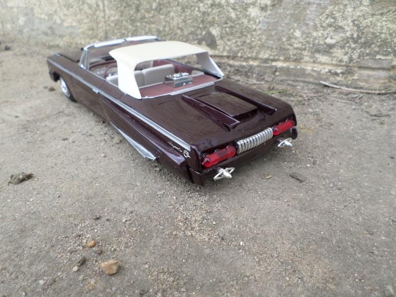 1962 Chevrolet convertible - Customizing kit - Amt Sam_2631
