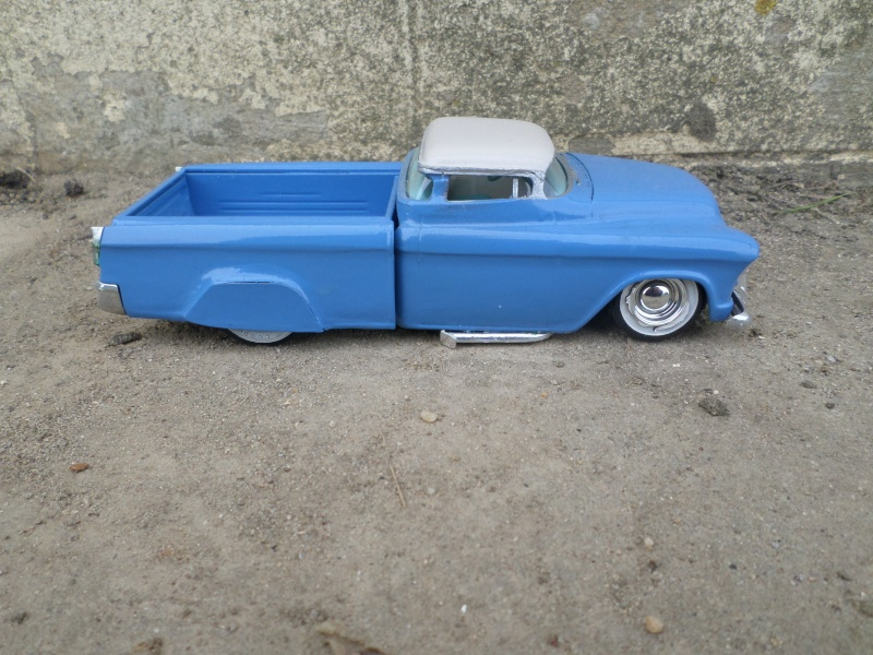 1955 Chevy Cameo pick up - amt - 1/25 scale Sam_2638