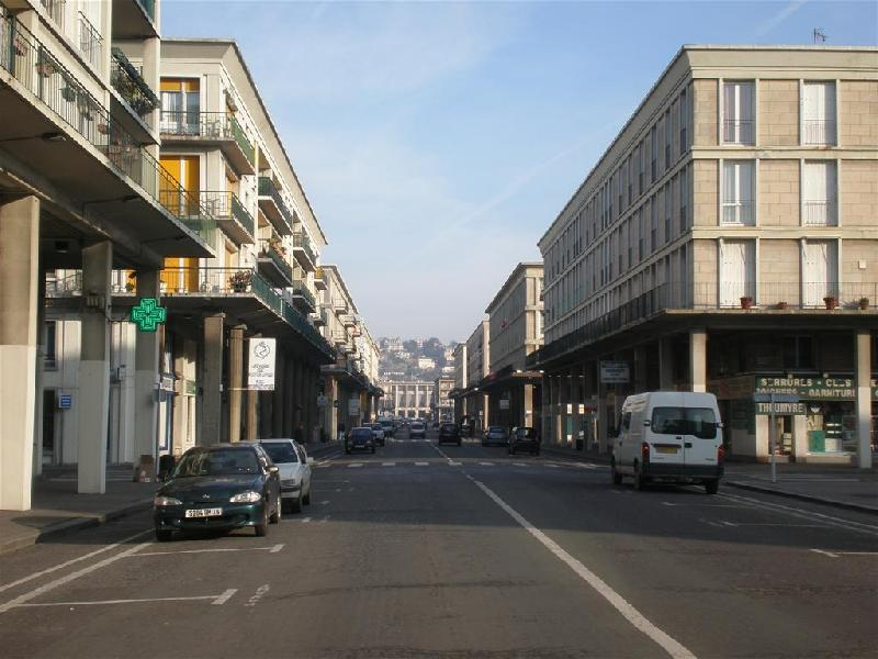 Le Havre - Ville 1950s Transa10