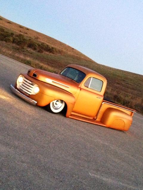 Ford¨Pick up 1948 - 1951 custom & mild custom - Page 2 Twilig10
