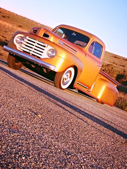 Ford¨Pick up 1948 - 1951 custom & mild custom - Page 2 Upfron10