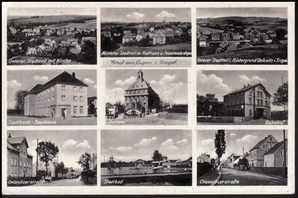 Westsachsen (OPD Leipzig) -Sowjetische Besatzungszone- Lugau110