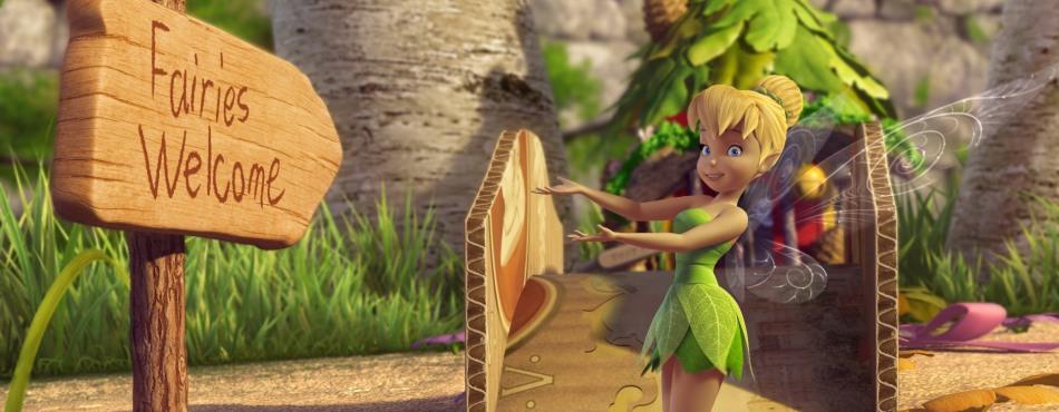 فيلم المغامرات Tinker Bell and the Great Fairy Rescue Qae9gh14