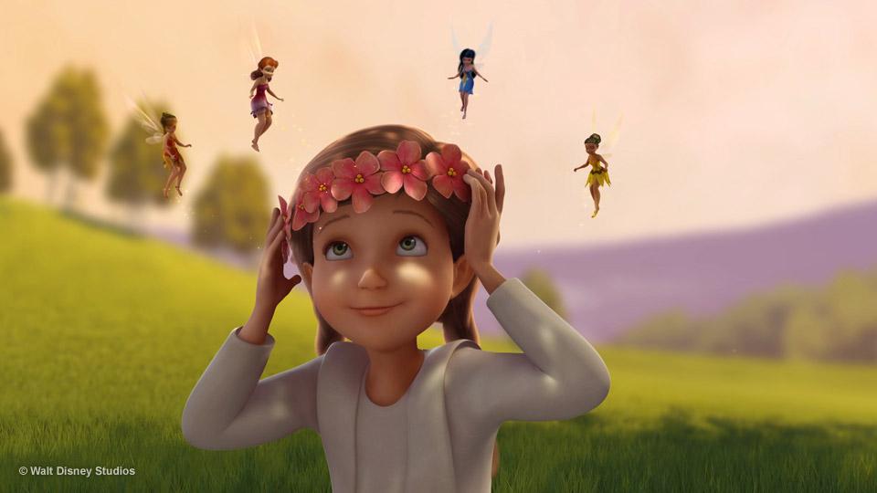 فيلم المغامرات Tinker Bell and the Great Fairy Rescue Qae9gh15