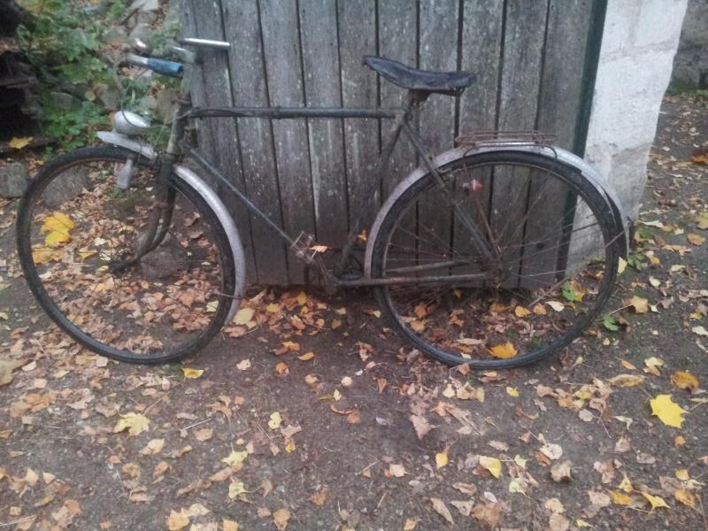 Vélo en provenance de la Bretagne 20151014